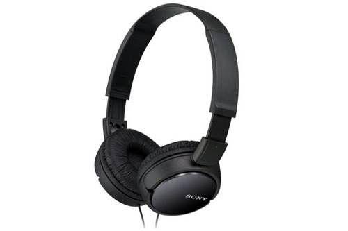 Sony MDR ZX110: descubra se vale a pena comprar o fone de ouvido. O headphone da Sony tem preço em torno de R$ 60 e bom isolamento sonoro.