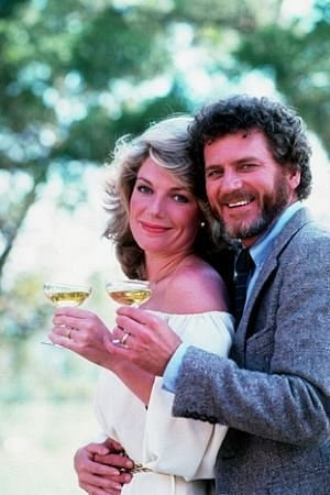 Chase and  Maggie. Falcon Crest.