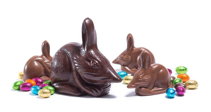 69 best easter 2015 images on pinterest easter 2015 chocolate milk or dark chocolate easter bilbies purchase online instore and mobile negle Image collections