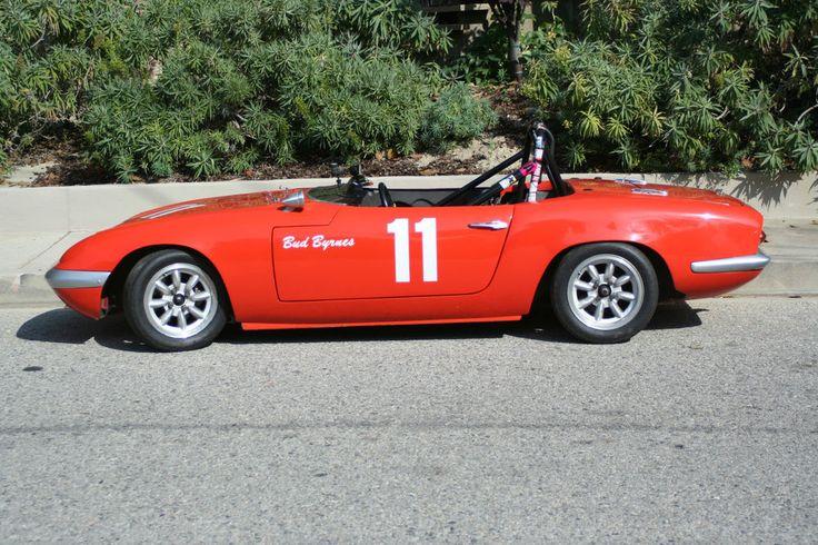 Lotus Elan SE built to 26R standards