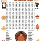 """""""Thanksgiving Word Search"""" - Thanksgiving Words and Geometric Shapes – Thanksgiving Fun! (Color and Black Line)   http://www.teacherspayteachers.com/Product/Thanksgiving-Word-Search-Thanksgiving-Words-Geometric-Shapes-ColorBlack-992806"""