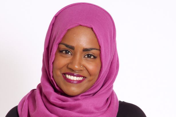 Role models could be women of difference who are making a meaningful impact in other women's lives.... Nadiya Hussain A British baker, columnist, author and television presenter.