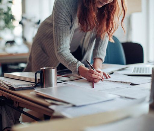 Simple ways to organise your paperwork: Because it's our least favourite type of clutter