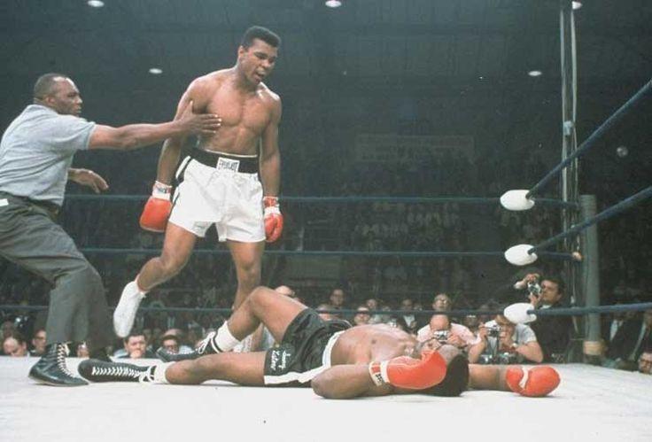ФБР твърди, че първият мач между Мохамед Али и Сони Листън е бил уговорен за залози