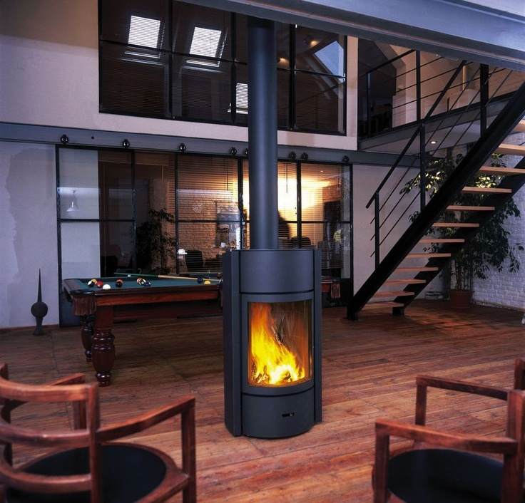 Inspirational Wood Burning Stove In Basement