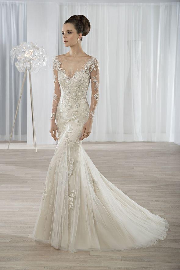 Νυφικά Φορέματα Demetrios Collection - Style 581