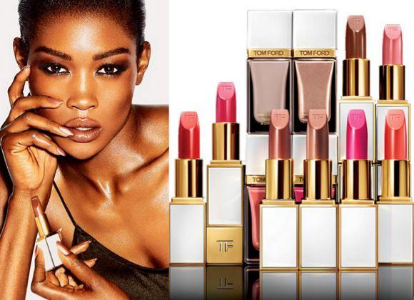 Tom Ford Spring 2014 Color – Colección Maquillaje