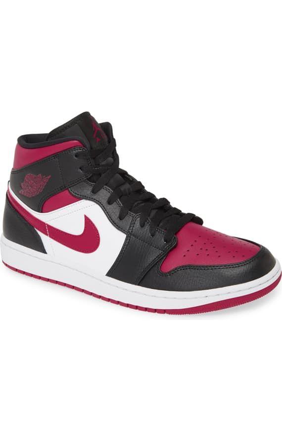 Air Jordan 1 Mid Sneaker (Men