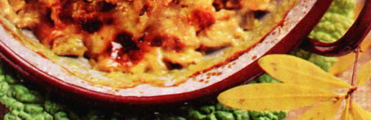 Gratin Basmati rice with curry and cabbage | Piatti italiani – Italian food