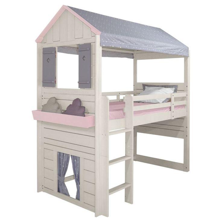 1000 images about lit cabane on pinterest childs. Black Bedroom Furniture Sets. Home Design Ideas