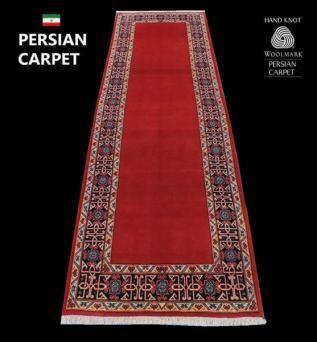 ヤフオク! - 「廊下 カーペット」の検索結果 ペルシャ絨毯 手織り ウール100% カシャン産 廊下敷き