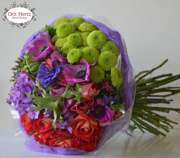 Orit Hertz - Floral Designer www.oh-flowers.com