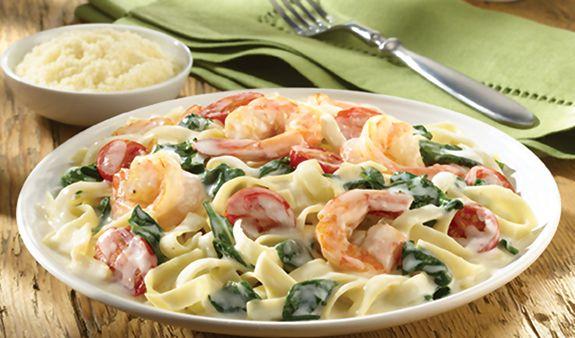 Knorr Creamy Shrimp Alfredo Deborah B Food Recipes