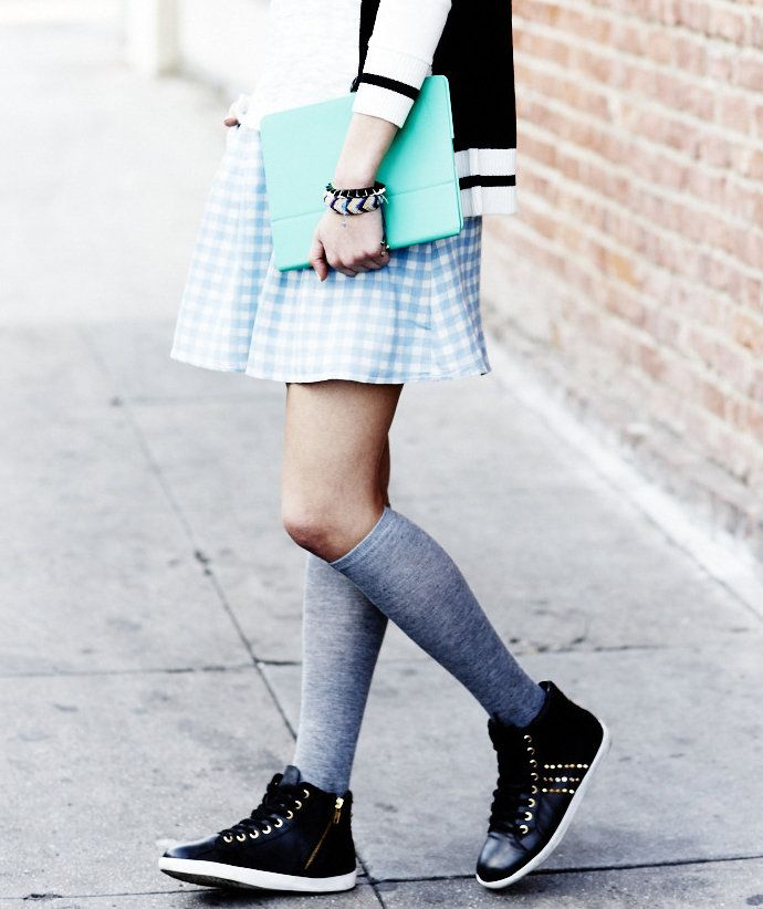 Adorkable school outfit!