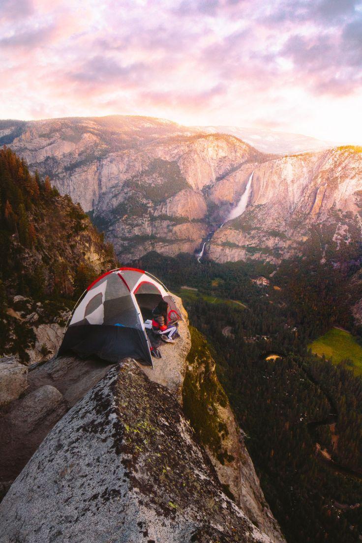 "karl-shakur: ""Morning Views, Glacier Point, Yosemite , Summer '16 ▪️ Karl-Shakur ▪️ Instagram """