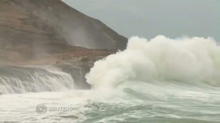 hurricane matthew projected path -  hurricane matthew florida Track Video Brevard County is getting slammed. Titusville Florida