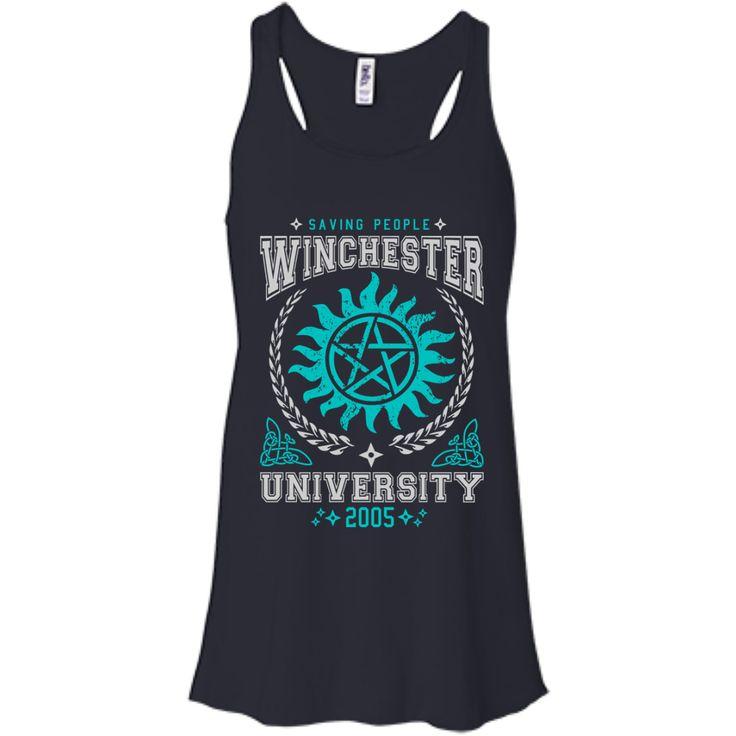 Winchester University Ladies Tee