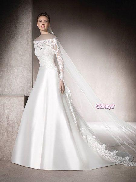 مدل لباس عروس های جدید 2017 سری 2 برند زنانه St.Patrick