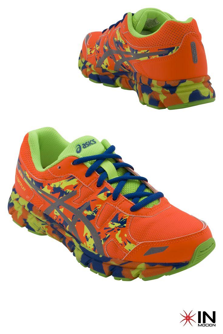 #Asics Gel Lightplay Gs Tamanhos: 35.5 a 39.5  #Sneakers mais informações: http://www.inmocion.net/Asics-Gel-Lightplay-Gs-C441N-789-pt?utm_source=pinterest&utm_medium=C441N-789_Asics_p&utm_campaign=Asics
