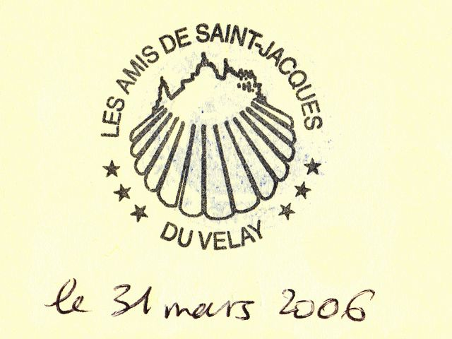 17 best images about camino le puy route a compostela on for Garage ad le puy en velay