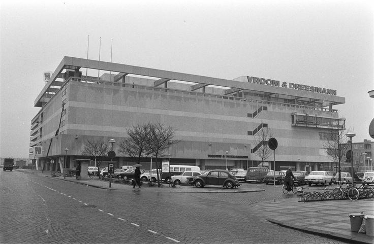 Nieuwe warenhuis van Vroom & Dreesmann te Amstelveen - V&D - Wikipedia