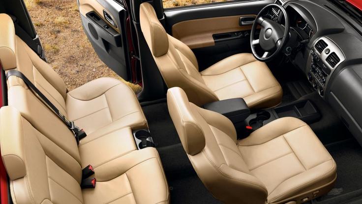 2012 Chevy Colorado Interior Photos | Midsize Pickup Truck | Chevrolet