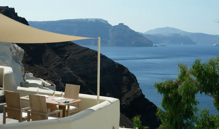 Asian Spa Resort at Mystique, Santorini, Greece