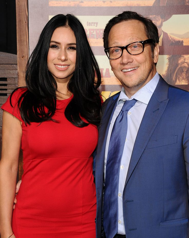 It's a Girl!: Rob Schneider Welcomes Baby No. 2 With Wife Patricia Schneider