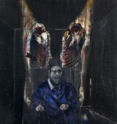 Francis Bacon, 1954 Philip Guston, 1978