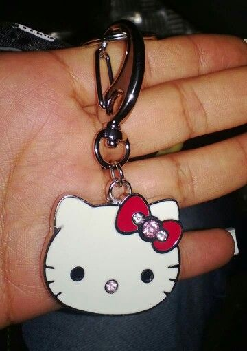 Llavero, usb Hello Kitty