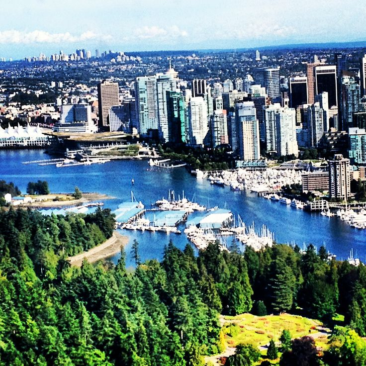 Beautiful Vancouver BC!