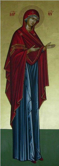 Παναγία Δεομένη - Virgin - Богородица