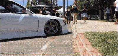 Low-rider-car-fail