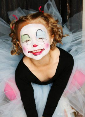 clown facepaint