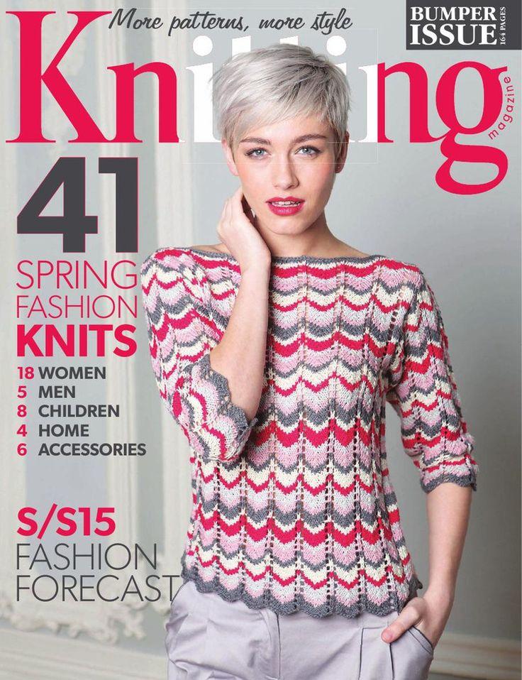 Knitting  March 2015 - 轻描淡写 - 轻描淡写