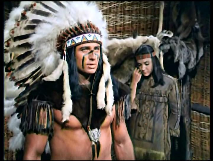 вождь племени