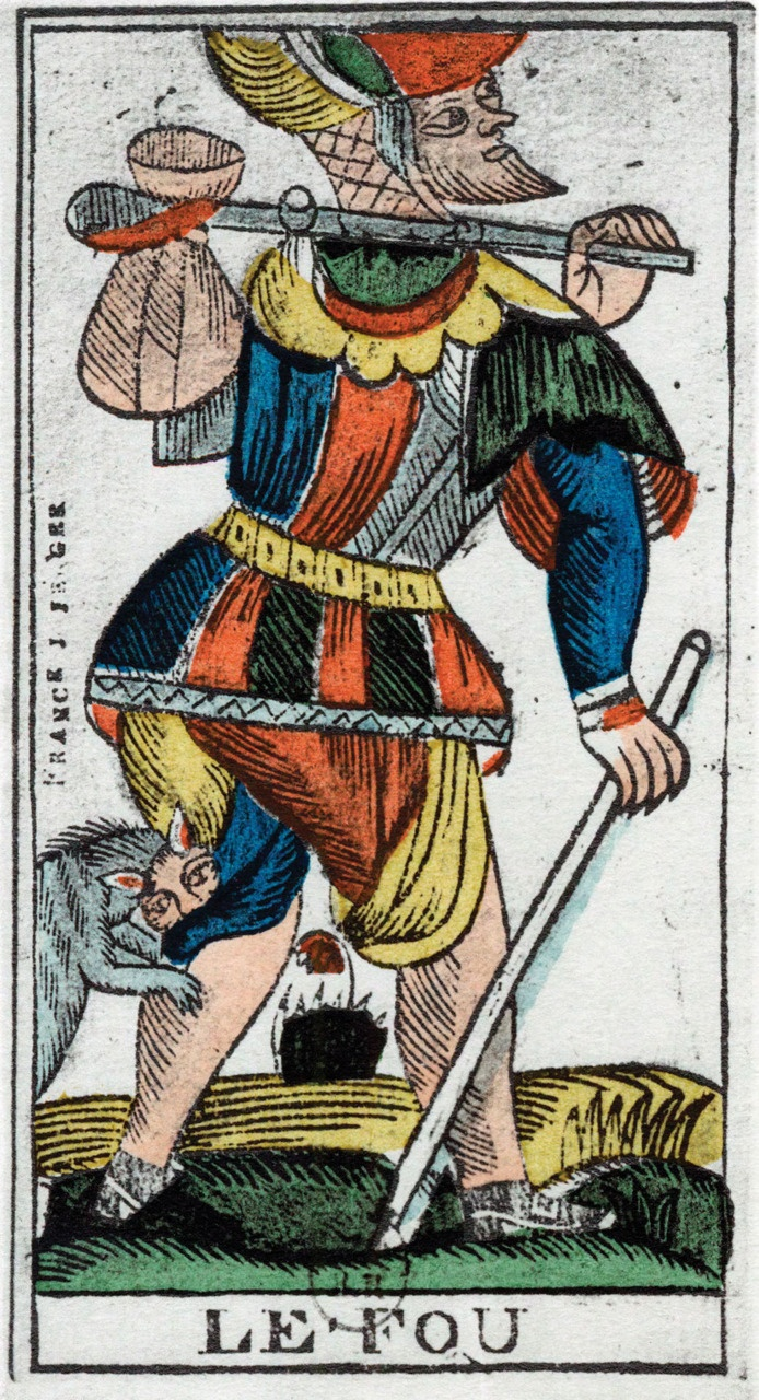 Fool From The Universal Waite Tarot: 325 Best Images About The Art Of Tarot On Pinterest