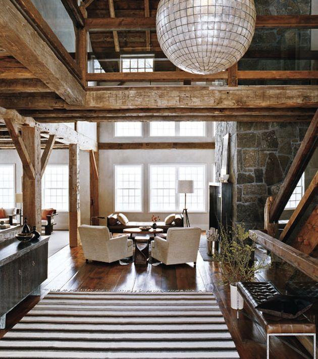 130 best Barn style homes images on Pinterest   Arquitetura, Barn ...