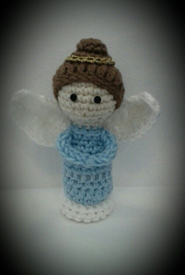 17 Best images about Crochet Angels on Pinterest ...