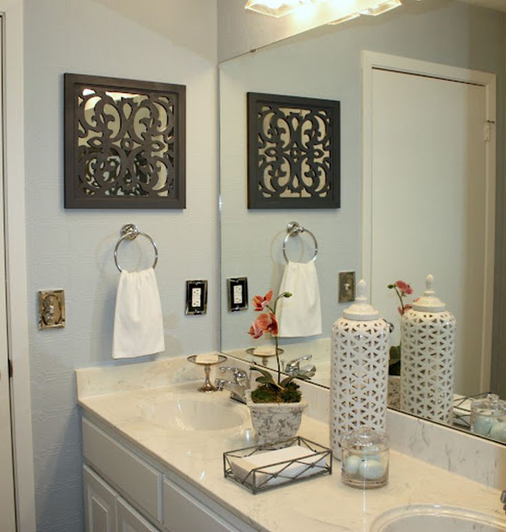 Unique Bathroom Decorating Ideas Shabby Chic Style Adorable Home Traditional On Inspiration