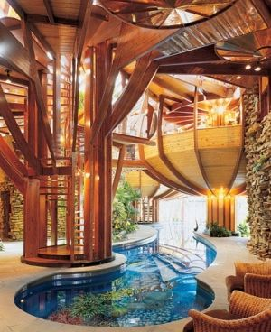 Treehouse Masters Tree Houses Inside best 20+ awesome tree houses ideas on pinterest | tree houses