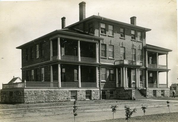 City Hospital | saskhistoryonline.ca