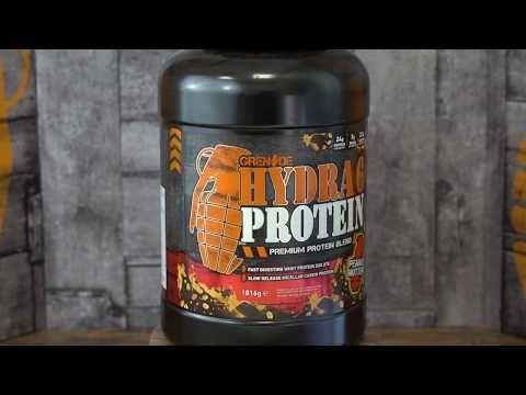 Hydra 6 Protein - YouTube