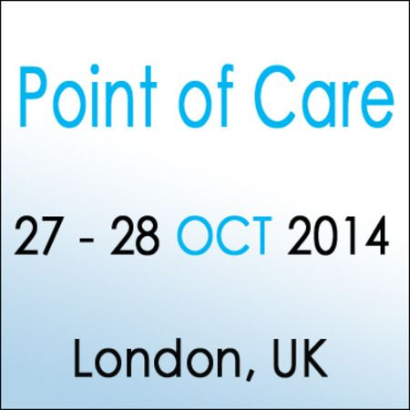 Point of Care on Monday October 27, 2014 at 8:00 am to Tuesday October 28, 2014 at 5:30 pm. This conference will focus on the implementation, including interoperability of technology and data management that is critical to the success of Point of Care Testing (PoCT). Booking: http://atnd.it/12771-0, Inquiries: http://atnd.it/12771-1, Price: Conference: 1499, Venue details: Holiday Inn Regents Park, Carburton Street, London W1W 5EE, United Kingdom