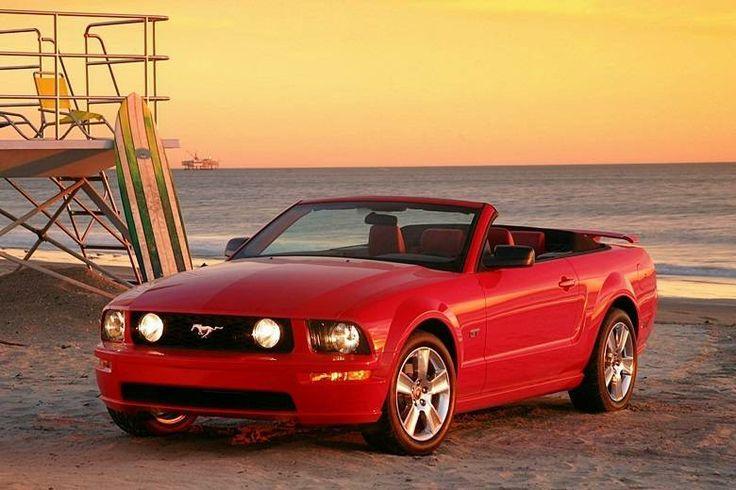 Ford Mustang conversível 2005
