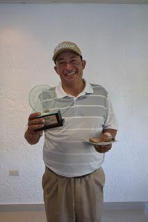 """Rubén Martínez """"Ruba"""" el ganador del Nacional de Caddies en Aguascalientes ~ Ags Sports"""
