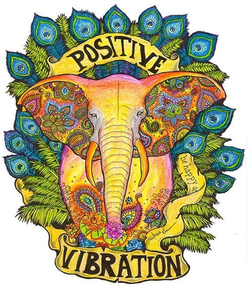 sending positive vibrations to you all <3