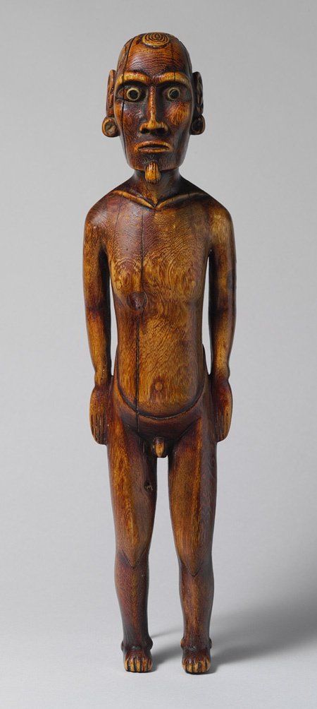 Male Figure (Moai Tangata) [Rapa Nui people, Rapa Nui (Easter Island)] (1984.526) | Heilbrunn Timeline of Art History | The Metropolitan Museum of Art