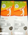 #Ticket  2 Tickets Volleyball Rio 2016 11.08. Olympia Olympic Games Pol  ARG  CA  FR #deutschland