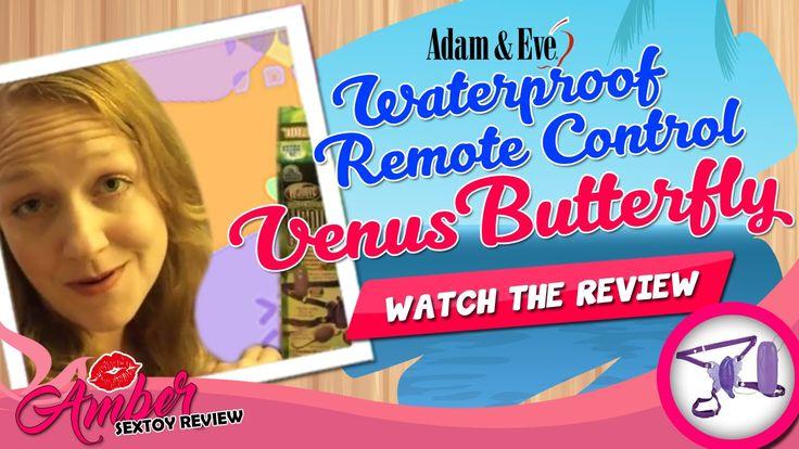 Adam & Eve Venus Butterfly Strap On Vibrator: How to Use This Vibrator https://www.youtube.com/watch?v=R4kX1zMckxk